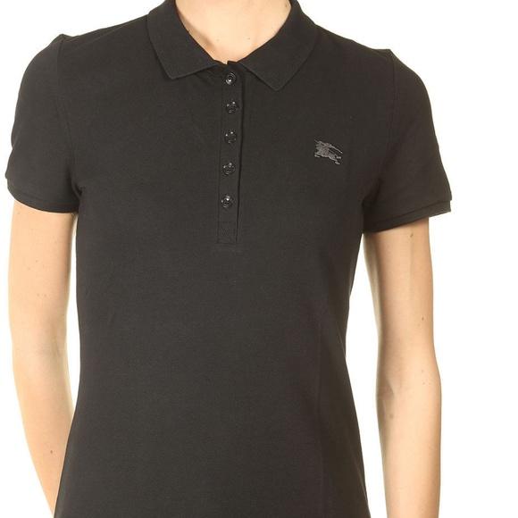 afcd572d7 Burberry Tops | Womens Polo Shirt Classic Button 35367 | Poshmark